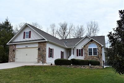 Single Family Home For Sale: 145 Berkshire Loop
