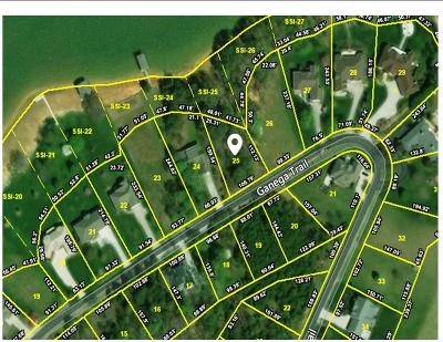 Kahite, Kahite Of Tellico Village, Kahite Tellico Village, Kahitie, Kathite, Tellico Village Residential Lots & Land For Sale: 25-1 Ganega Tr
