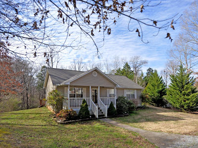 Single Family Home For Sale: 136 Tallent Lane