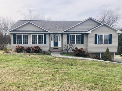 Lenoir City Single Family Home Pending - Continue To Show: 2345 Misty Ridge Drive
