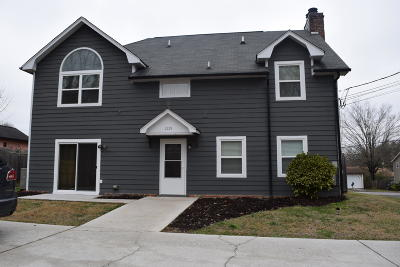 Knoxville Condo/Townhouse For Sale: 1219 Glade Hill Drive