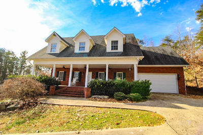 Maynardville, Andersonville, Powder Springs, Sharps Chapel, Speedwell, Washburn Single Family Home For Sale: 117 Remington Drive