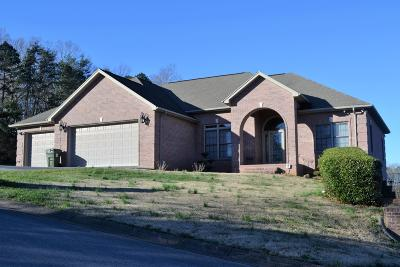 Sevierville Single Family Home For Sale: 109 Sherwood Forest