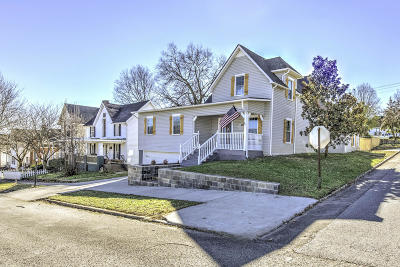 Single Family Home For Sale: 310 N B St