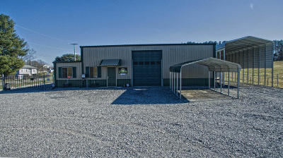 Blount County Commercial For Sale: 3832 Morganton Rd