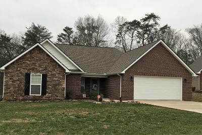 Maryville Single Family Home For Sale: 2216 Griffitts Mill Circle