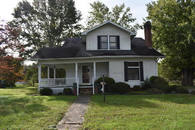 Middlesboro Single Family Home For Sale: 2415 Cumberland Ave