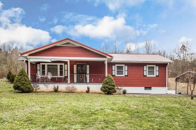 Cumberland Gap Single Family Home For Sale: 180 Pearman Rd