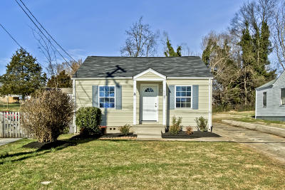 Knoxville Single Family Home For Sale: 1101 Fair Drive
