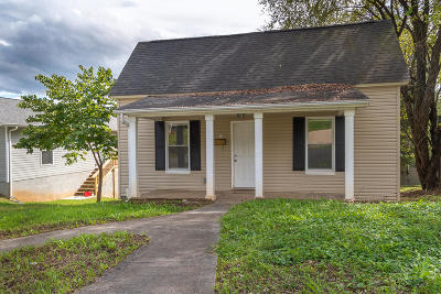 Single Family Home For Sale: 512 W 2nd Ave