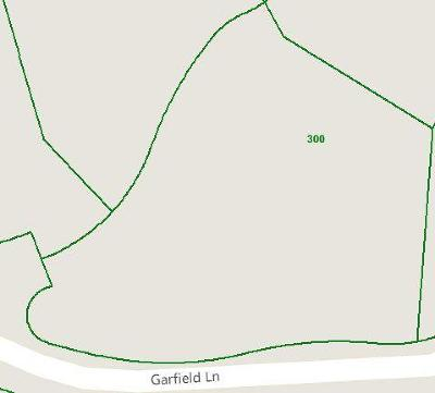 Sharps Chapel Residential Lots & Land For Sale: Lot # 300 Garfield Lane