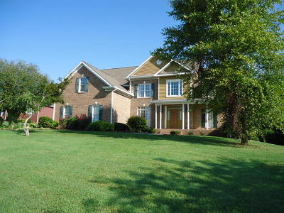 Sweetwater Single Family Home For Sale: 124 Clover Hill Drive