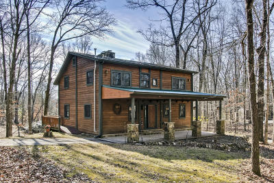 Single Family Home For Sale: 103 Merriwater Way