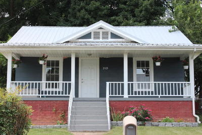 Knoxville Single Family Home For Sale: 2915 Browning Ave