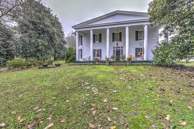 Oliver Springs Single Family Home For Sale: 104 Morgan St