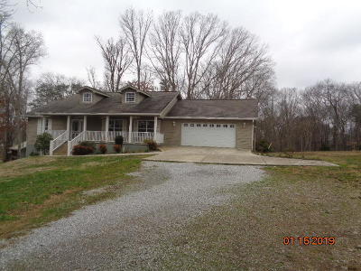 Loudon Single Family Home For Sale: 3452 Watkins Rd