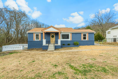 Knoxville Single Family Home For Sale: 3509 Gap Rd