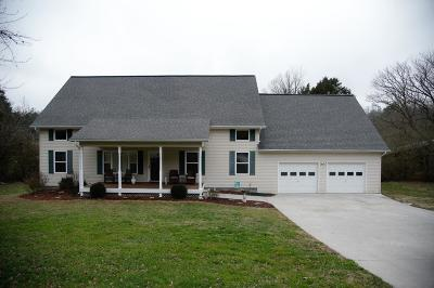 Knoxville Single Family Home For Sale: 6303 Thomas Weaver Rd