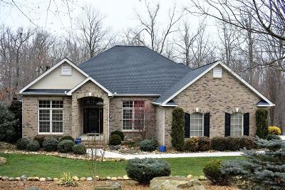 Fairfield Glade TN Single Family Home For Sale: $379,900