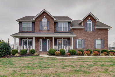 Knoxville Single Family Home For Sale: 7639 Greenscape Drive