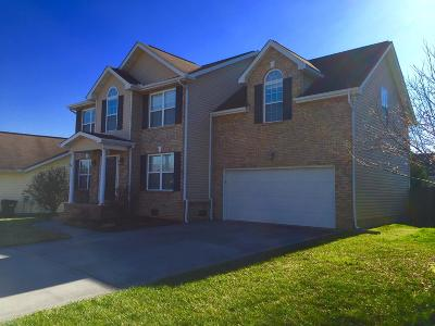 Knoxville Single Family Home For Sale: 5714 Copperleaf Drive