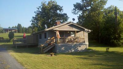 Friendsville Single Family Home For Sale: 4665 Miser Station Road
