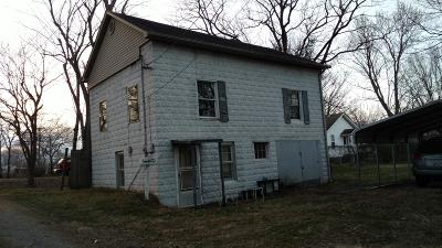 Morristown Single Family Home For Auction: 309 W Louise Ave