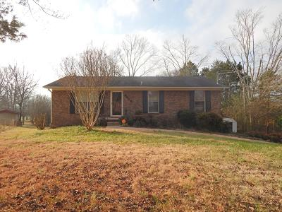 Knoxville Single Family Home For Sale: 4410 Hallsdale Circle