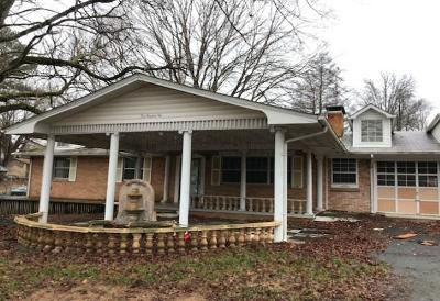 Knoxville Single Family Home For Auction: 501 Ensley Drive
