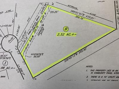Dandridge Residential Lots & Land For Sale: Frank Dawn Road Rd