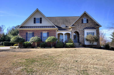 Maryville TN Single Family Home For Sale: $544,900