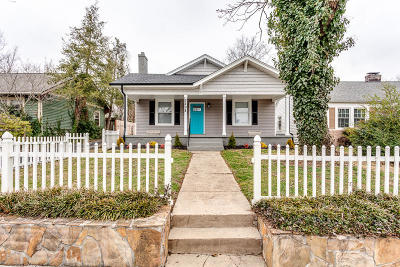 Knoxville Single Family Home For Sale: 3308 Orlando St