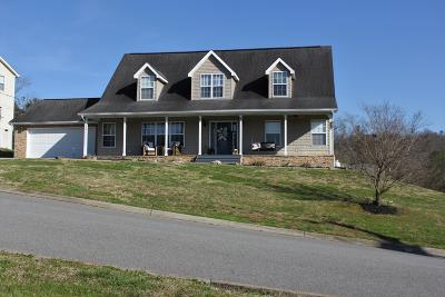Heiskell Single Family Home For Sale: 104 Huntington Lane