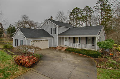 Knoxville Single Family Home For Sale: 12794 Tanglewood Drive
