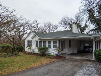 Maryville Single Family Home For Sale: 805 Broyles Ave