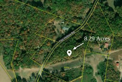 Sweetwater Residential Lots & Land For Sale: Clay Hollow