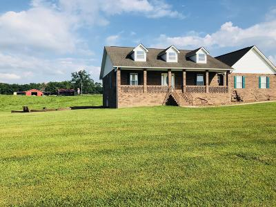Single Family Home For Sale: 275 Graveyard Rd