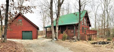 Meigs County, Rhea County, Roane County Single Family Home For Sale: 335 Goose Point