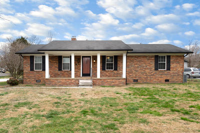 Knoxville Single Family Home For Sale: 3104 Byington Beaver Ridge Rd