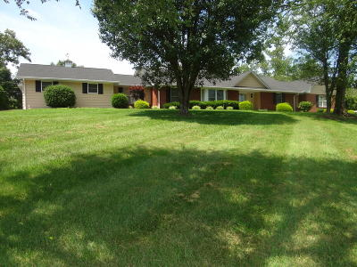 Knoxville Single Family Home For Sale: 7503 Asheville Hwy