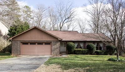 Oak Ridge Single Family Home For Sale: 122 Mockingbird Lane