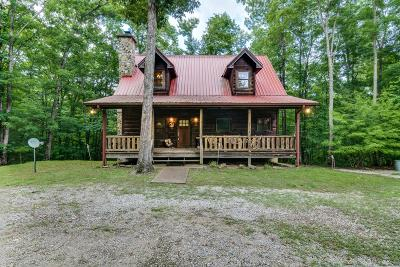 Single Family Home For Sale: 1555 Wilderness Tr