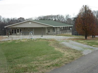 Blount County, Loudon County, Monroe County Single Family Home For Sale: 1515 Stallcup Rd