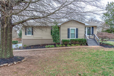 Knoxville Single Family Home For Sale: 120 Cogdill Rd