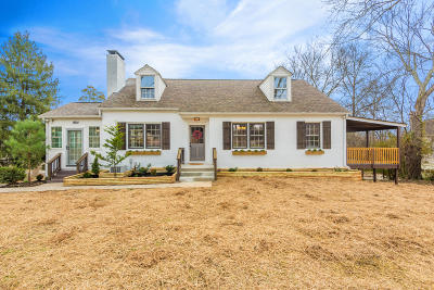Knoxville Single Family Home For Sale: 1804 Cedar Lane