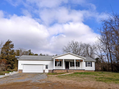 Knoxville Single Family Home For Sale: 7107 Hammer Rd