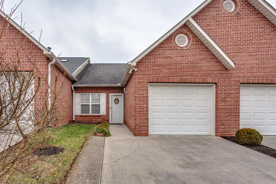 Knoxville TN Single Family Home For Sale: $169,900