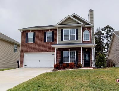 Knoxville Single Family Home For Sale: 7426 Lucky Clover Lane