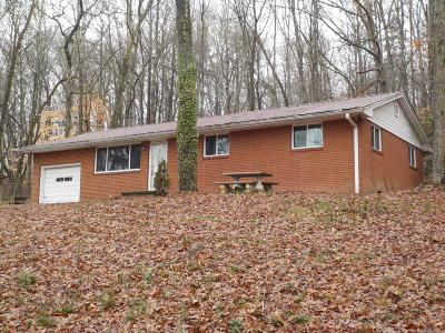 Powell Single Family Home For Sale: 646 Edgemoor Rd