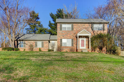 Knox County Single Family Home For Sale: 9301 Collingwood Rd #43